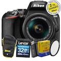 Nikon D3500 AF-P 18-55mm (Yeni Nesil) DSLR Fotoğraf Makinesi