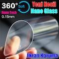 Microcase Meizu 16TH Nano Glass Cam Ekran Koruma Filmi