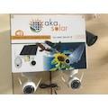 güneş enerjili Kamera ile tarımsal ürün kontrol uzak izleme