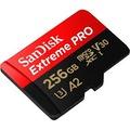 SanDisk 256GB Extreme Pro 170MB/s microSDXC SDSQXCZ-256G-GN6MA