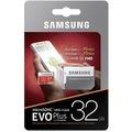 Samsung Evo Plus 32GB 64GB 128GB 256GB Micro SD Hafıza Kartı