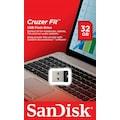 SanDisk 16GB / 32GB / 64GB Cruzer Fit Usb Bellek SDCZ33