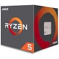 AMD Ryzen 5 1600 3,2GHz (3,6GHz Max.) 12nm AM4 YD1600BBAFBOX