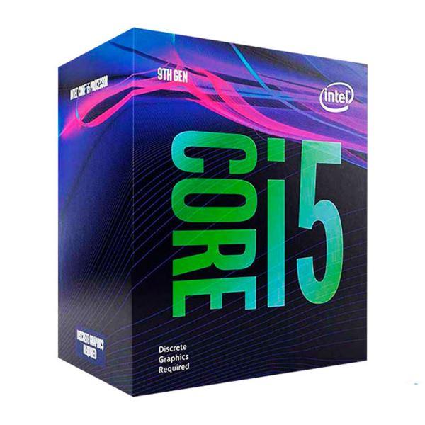 INTEL COFFEELAKE CORE I5 9600KF 3.7GHz 1151P 9MB BOX FANSIZ (95W)