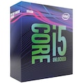 INTEL  Core i5-9600KF 3,7 GHz (4,6 GHz Max.) LGA 1151 BX80684I596