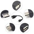 UTV007 Chip Android Video DVR Uyumlu Micro USB OTG Kablo MC215