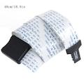 Micro SD TF Kart Uzatma Kablosu Esnek Flex Erkek-Dişi