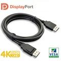 Paugge DP 1.2 VESA Sertifikalı 4K 60Hz 1.8m Displayport Kablo