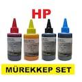 HP 305 Kartus dolum mürekkep set hp 305 uyumlu hp 2710