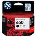 HP 650 SİYAH-RENKLİ ORİJİNAL KARTUŞ *2021 TARİH*