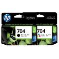 HP Deskjet 2060 / CN692A / CN693A / 704 Orjinal Kartuş (Renk Seç)