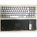 Asus N551JK-XO076H Notebook Klavye (Gri TR)