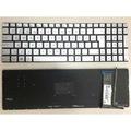 Asus N551JW-CN187H Notebook Klavye (Gri TR)