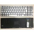 Asus N752VX-GC212T Notebook Klavye (Gri TR)