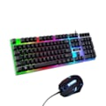 CONCORD C-56  LED GAMİNG KLAVYE MOUSE SETİ