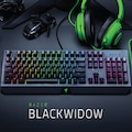 Razer Blackwidow Türkçe RGB Green Switch Mekanik Gaming Klavye