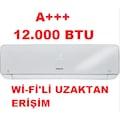 HOTPOINT SPIW312A3HPWF 12.000 BTU-Wi-Fi A+++Uzaktan Kontrol Klima