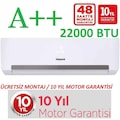 Hotpoint SPIW422HP İNVERTERPLUS 22000 Btu A++ İnverter Klima