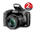 Canon PowerShot SX530 16.0 MP 50x Optik Zoom Dijital Fotoğraf Mak
