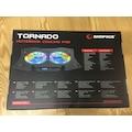 Rampage AD-RC9 Tornado RGB Laptop Soğutucu Notebook Soğutucu 2FAN