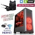 Zeiron Pulsar X260 İ5-3470 8GB 120GB 4GB Oyuncu Bilgisayarı