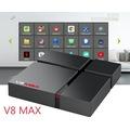 V8 Max 4GB RAM 32GB ROM Bluetooth Android 9 TV Box
