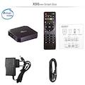 TV BOX X96 Mini Android 9.0  1/8 + 2/16 Ram Ve Hafıza Mini Klavye