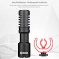 Boya BY-MM1+ Condenser Shotgun Mikrofon[YENİ MODEL]