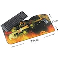 Gamer Tools 8 Çeşit 70x33 Oval Büyük XL Gaming Oyuncu MousePad