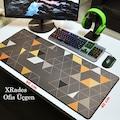 XRades 12 Model 30x25-40x40- 70x30 - 90x40 Gaming Oyuncu Mousepad