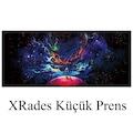 XRades 8 Çeşit 40x40 L 70x30 XL 90x40 XXL Gaming Oyuncu Mousepad