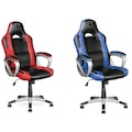 Trust 22256, 23204 GXT 705 RYON Gaming Oyun Koltuğu Kırmızı, Mavi