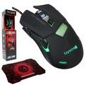 RX-8 Ledli 7 Farklı Işıklı Oyuncu Mouse Faresi Gaming Gamer PadPC