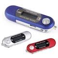 2 GB Pilli MP3 Player Müzik Çalar FM Radyo Ses Kayıt POWERWAY