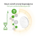 GP CR2032 LITYUM 3V DÜĞME PİL 5'Lİ BLİSTER 2032 3 VOLT