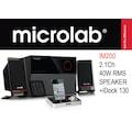Microlab iM 200 2+1 40W RMS İdock 130 Speaker