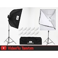 GDX PRO TLB5 650W Softbox Youtuber Kit,Makeup Kit,Blogger Kit