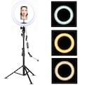 Youtube,Makyaj,Kuaför Make Up Ring Led  Light 30cm,33cm 2m. Stand