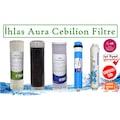 İhlas Aura Cebilion Su Arıtma Komple filtre Takımı Uyumlu Muadil