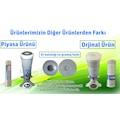 İhlas Aura Cebilion Su arıtma Uyumlu 4 lü filtre seti muadil 4 lü