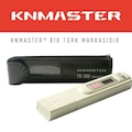 Knmaster TDS Metre Termometreli Su Kalite Ölçüm Cihazı+PİL+KILIF