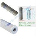 Reverse Osmosis Su Arıtma Ön Filtre Takımı 3 lü Set Water Quality