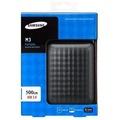 """Samsung M3 500 GB 2.5"""" USB 3.0 Harici Taşınabilir Disk"""