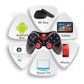 ✅C8s Wireless Kablosuz Oyun Kolu Bluetooth Joystick Gamepad