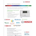 Bosch TR36RF Dijital Programlanabilir Kablosuz Oda Termostatı