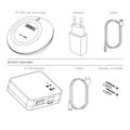 GENERAL HT 400 Wifi Kontrollü Akıllı Kombi Kiti, Oda Termostatı