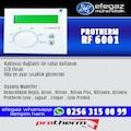 Protherm RF 6001 Kablosuz Oda Termostatı