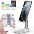 Asansörlü Tablet Telefon Tutucu Standı Dock Masaüstü 220 11inç