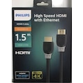 Philips SWL6116C/93 4K Destekli Saf Bakır 1,5 metre HDMI