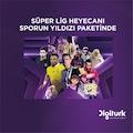 Digitürk Sporun Yıldızı Paketi - Son 10 adet ile Sınırlıdır !